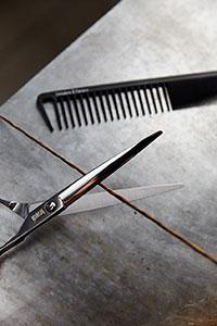 Accessoire pour coiffeur professionnel